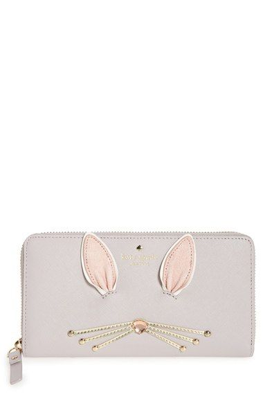 797d5e21649 KATE SPADE make magic rabbit lacey wallet.  katespade