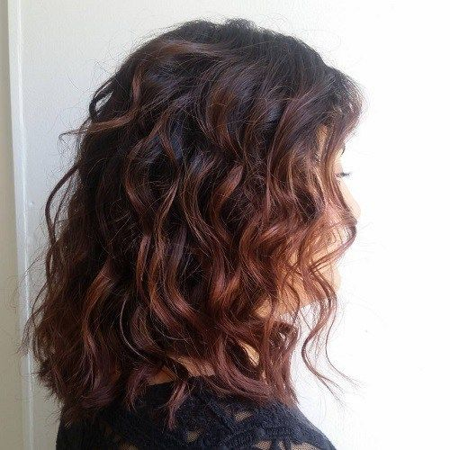 It S All The Rage Mahogany Hair Color Hair Color