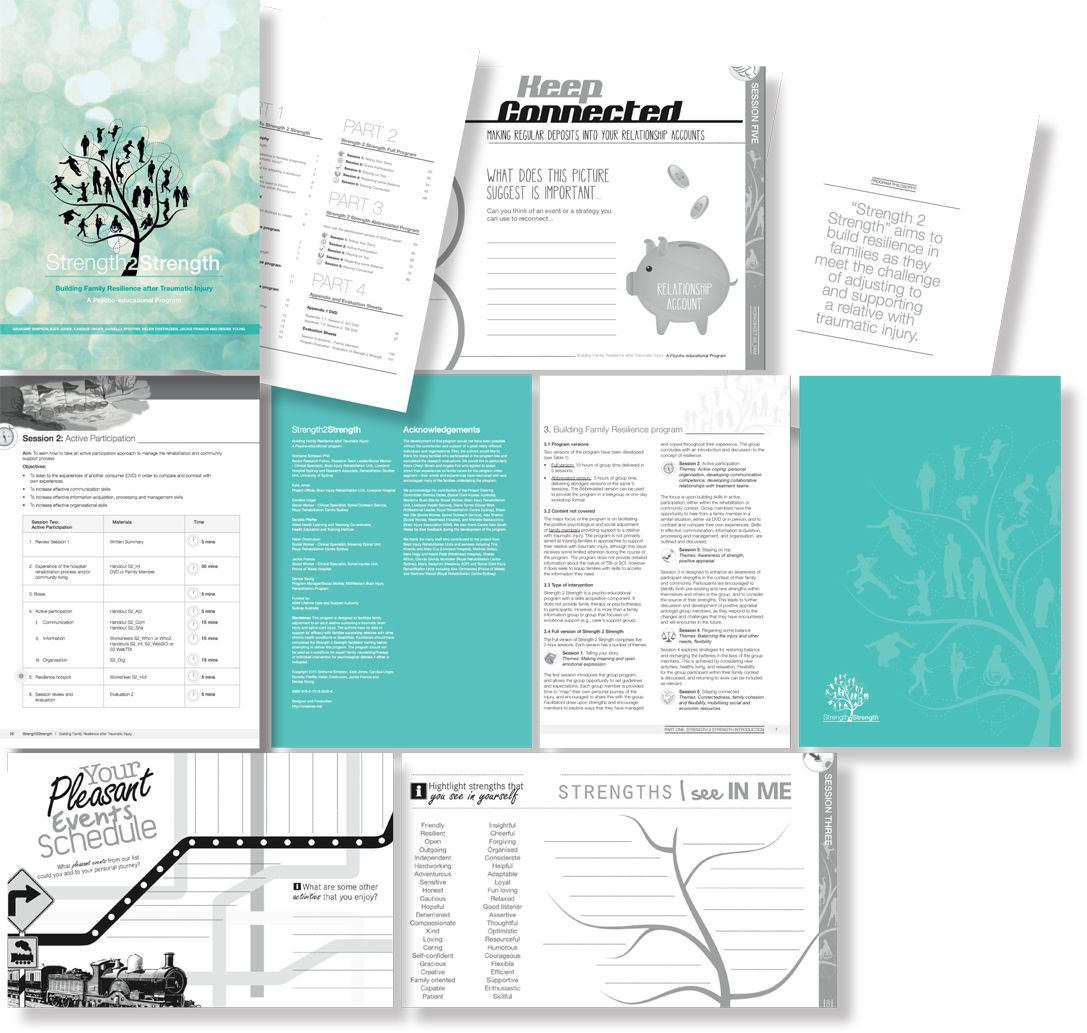 Training Workbooks | Workbooks and Manuals | Page layout ...