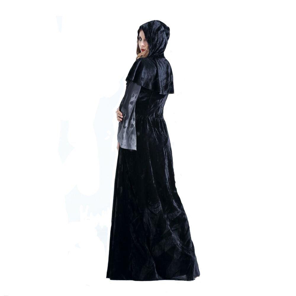 Halloween costumes eranlee halloween womens witch vampire costume