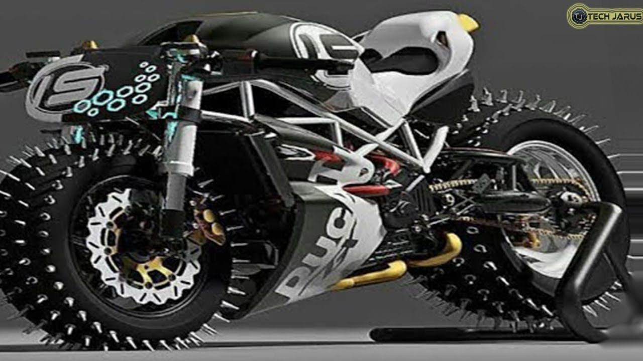 10 Most Insane Motorcycles In The World Tech Jarus Futuristic