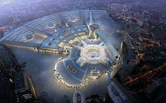 Hyatt Regency Makkah حياة ريجنسي مكة المكرمة Mecca Islam Islamic Pictures Beautiful Mosques
