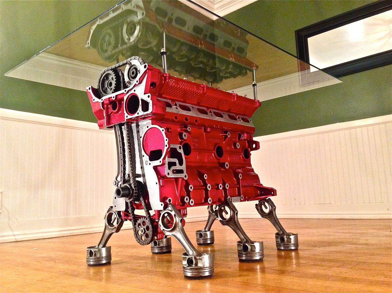 15 best engine block tables images on pinterest | engine block
