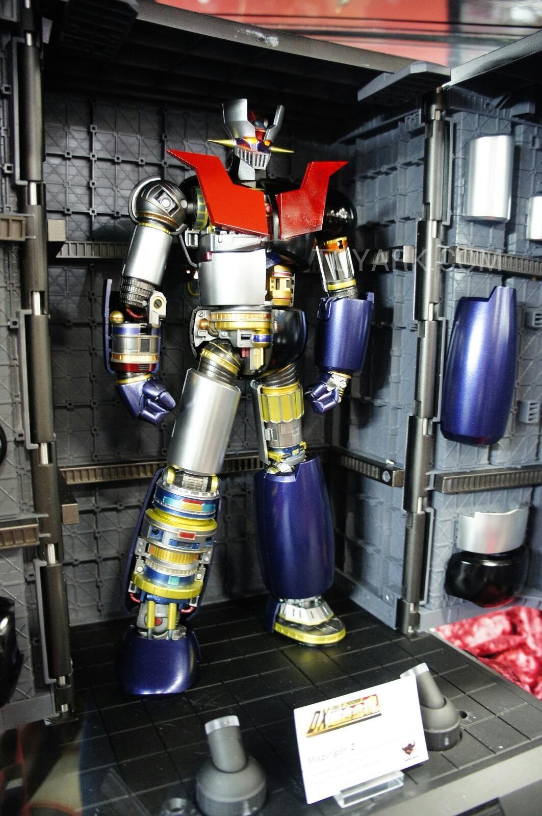 Threezero Super Robot Mazinger Z | Lost In A Supermarket