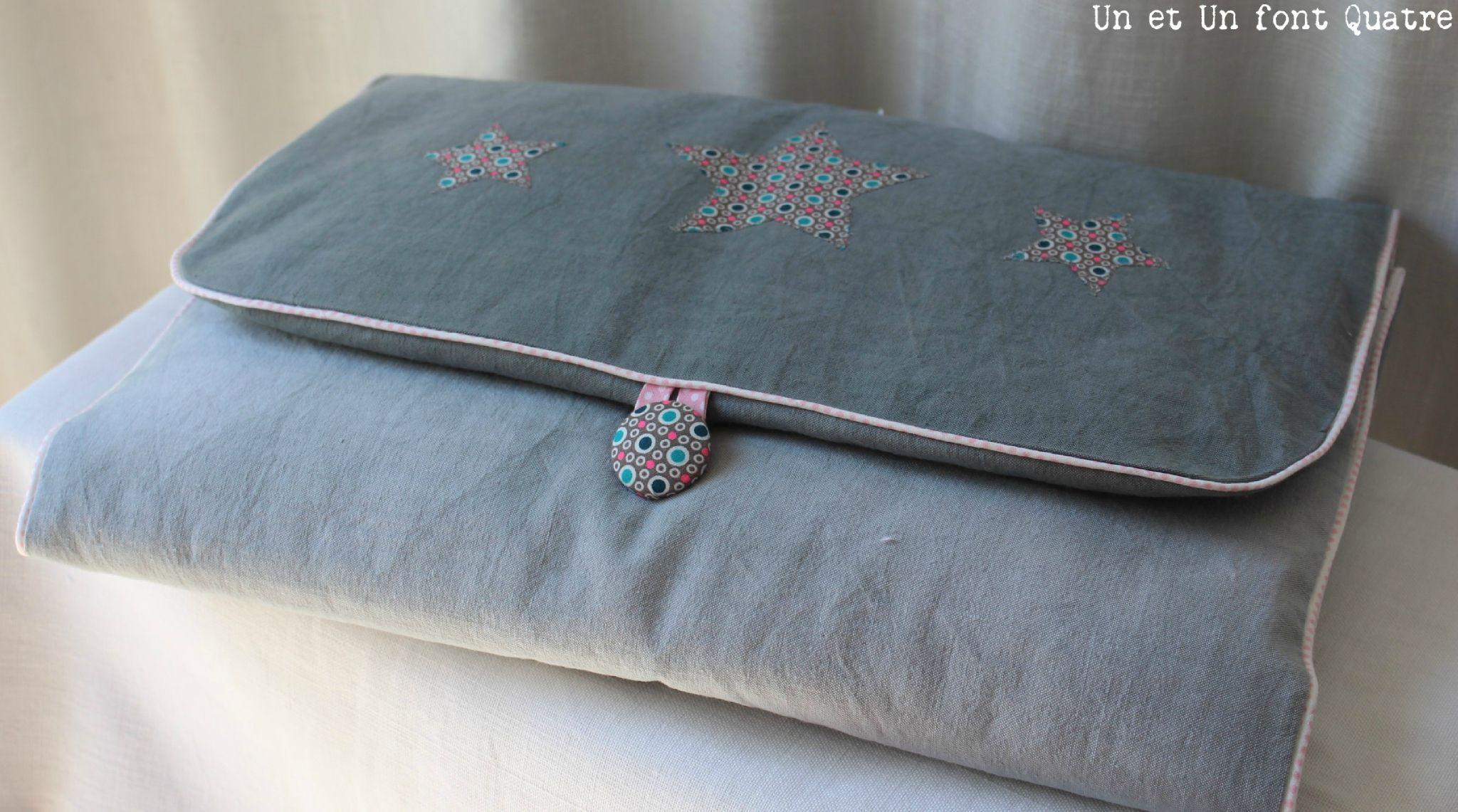 matelas langer nomade by un et un font quatre couture baby pinterest matelas faire et. Black Bedroom Furniture Sets. Home Design Ideas