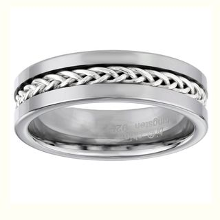 Pin By A Lovie Creation On Jewelry And Accessories In 2020 Mens Stainless Steel Rings Sterling Silver Mens Rings Tungsten Mens Rings