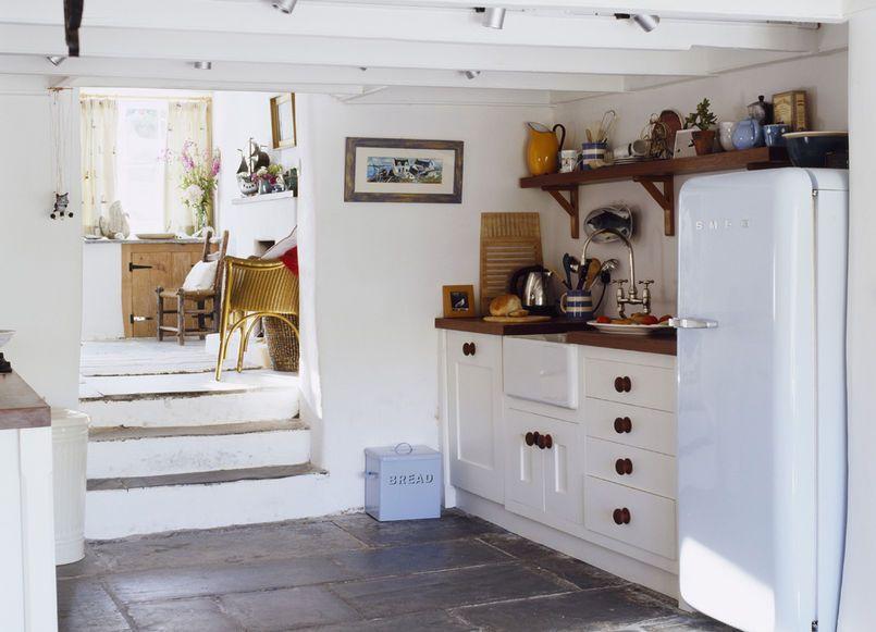 Kuchnia W Piwnicy Modern Farmhouse Kitchens Country Style Kitchen Cottage Kitchens