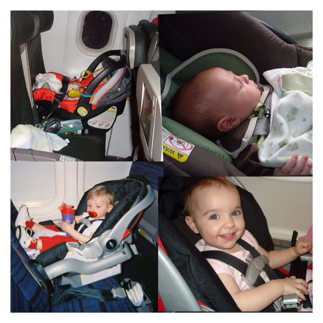 Airplane Baby Car Seats And Baby Items Baby Car Seats
