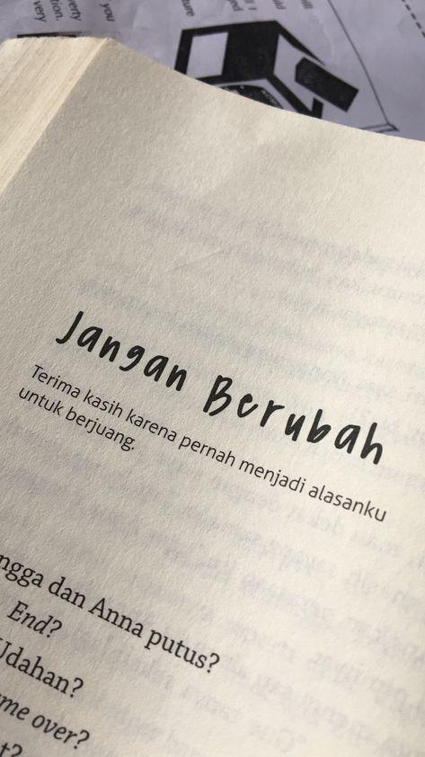 Pin Oleh Itzme Di Panutanq Di 2020 Kutipan Buku Kata Kata Indah