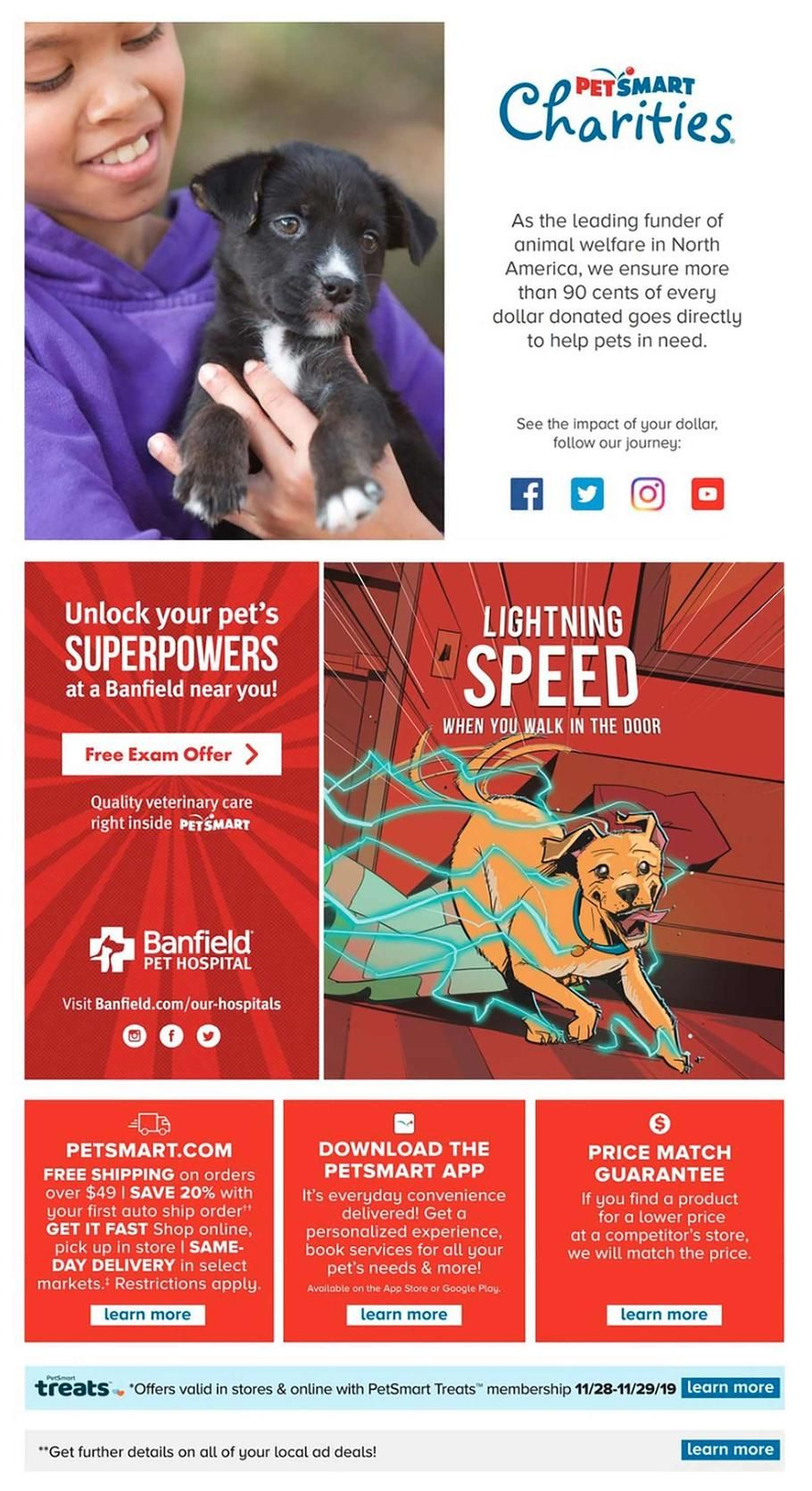 Petsmart Black Friday Ad Scan Deals And Sales 2019 Page 10 Of 10 Black Friday Ads Black Friday Black Friday News