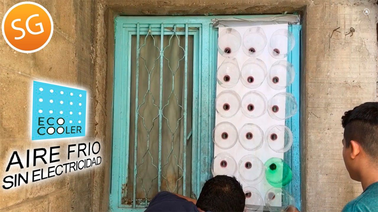 COMO MANTENER FRESCA NUESTRA HABITACION Eco Cooler Aire