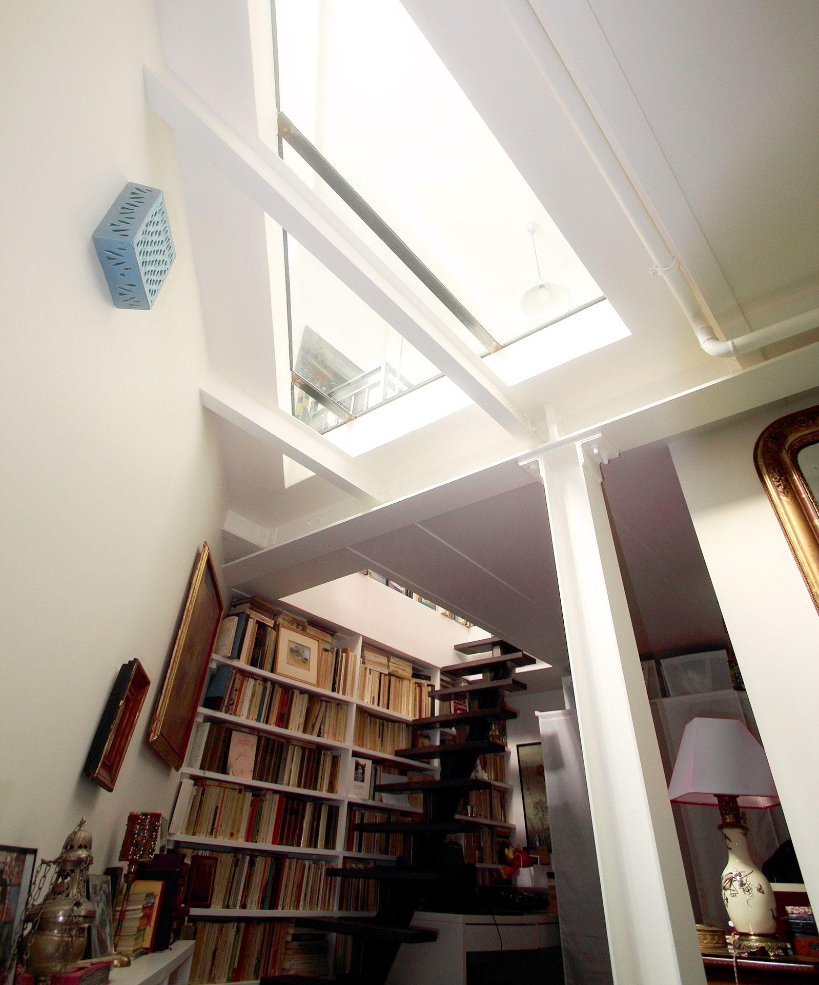 agence avous architecte boutique paperdolls paris agence avous maison avec salle spa cin ma. Black Bedroom Furniture Sets. Home Design Ideas