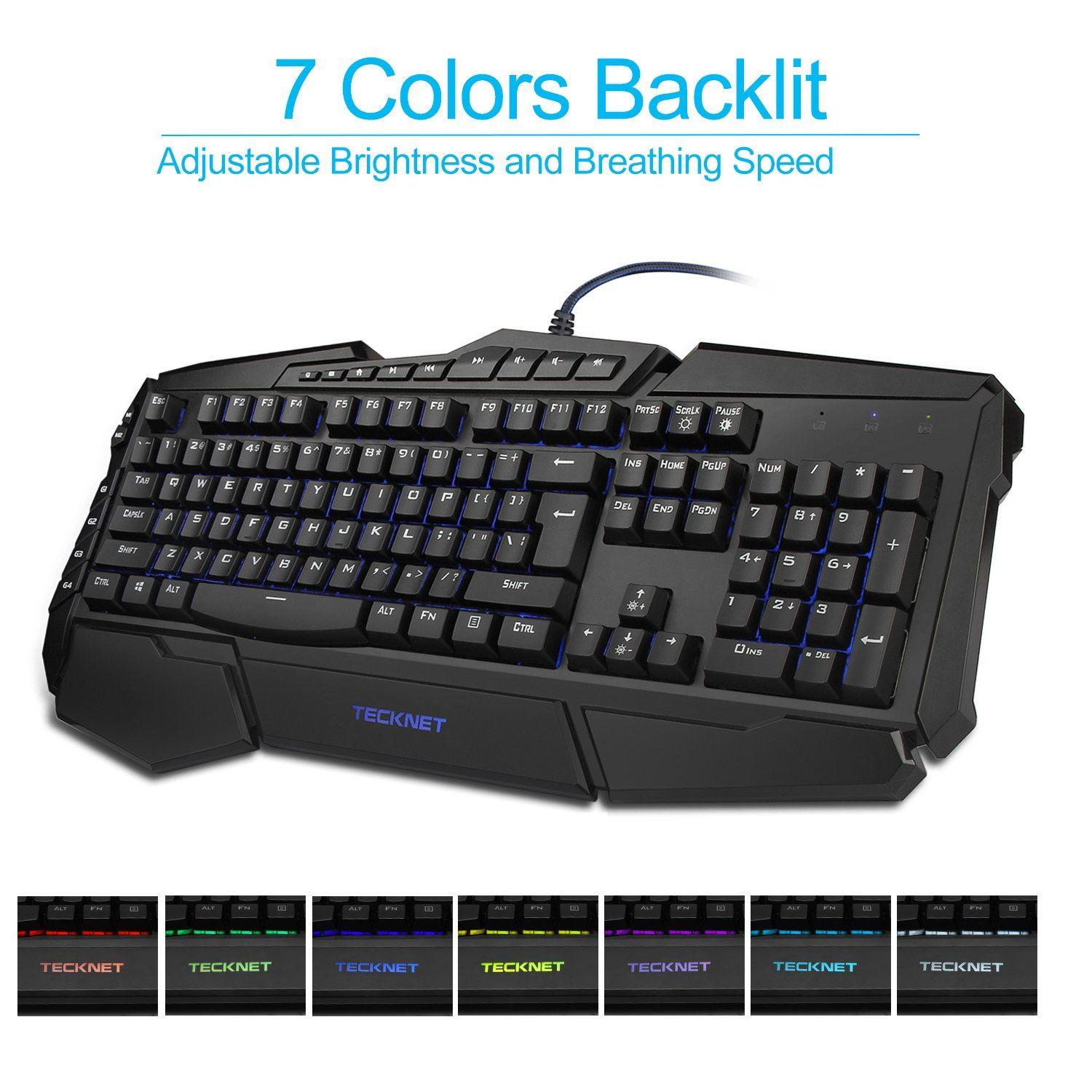 Best Gaming Keyboard at such a lowest price in the market  Name of