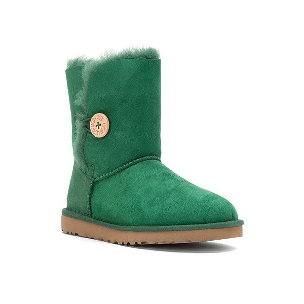 UGG® Australia Bailey Button Apres Ski Boots ($165) ❤ liked on Polyvore  featuring