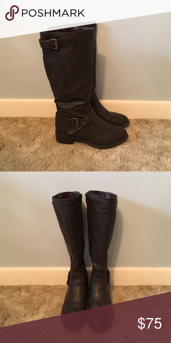 boots worn a few times condition bass