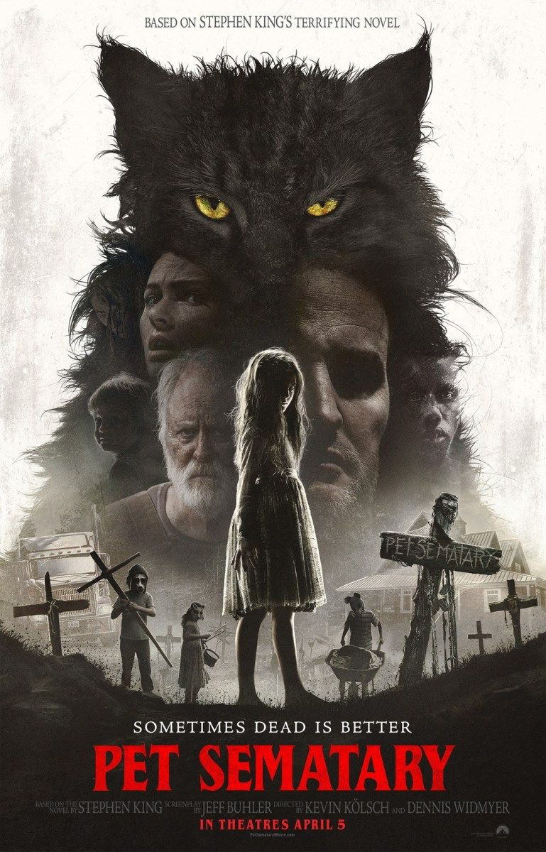 Sinopsis Pet Sematary Film Horor Terbaru Horror Movie Posters Horor Film Horor