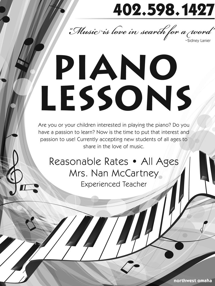 87609d1322065360 Piano Lessons W Nw Omaha Flyer