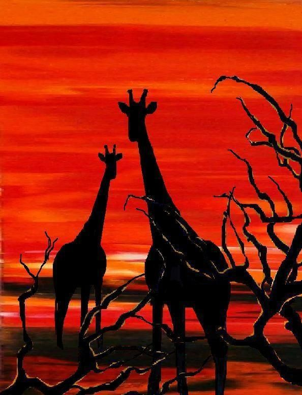 African Art Afrikanische Kunst Bilder Afrika