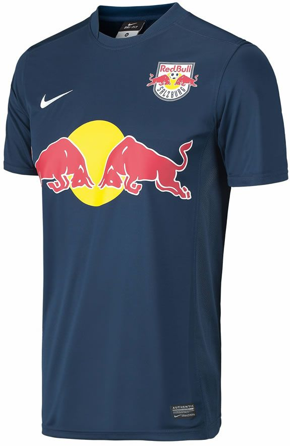 Red Bull Salzburg 2014-15 Nike Away Kit Nba Uniforms a0764e8fb