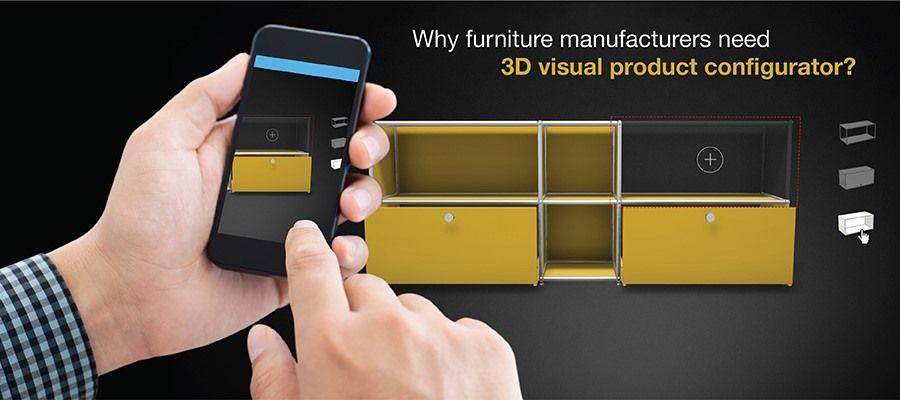 3d Visual Product Configurator For Furniture Manufacturers Furniture Manufacturers Manufacturing Custom Design