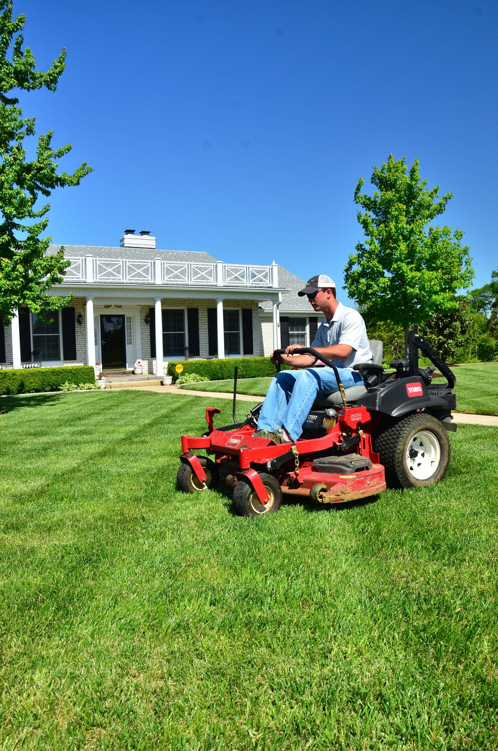 What is the best way to find a lawn pro? Great question, I