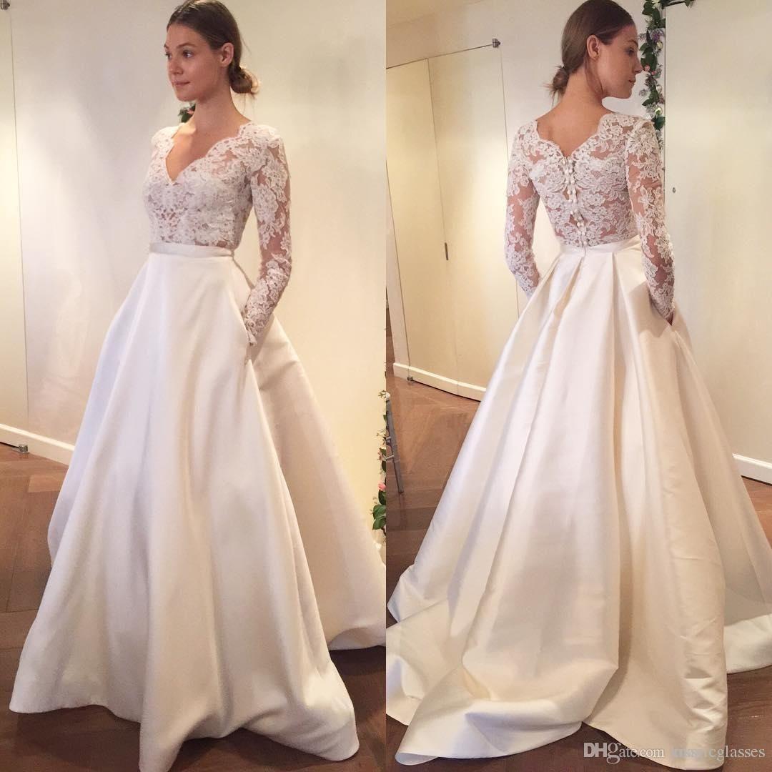Hochzeitskleid Durchsichtig – Valentins Day  Hochzeitskleid