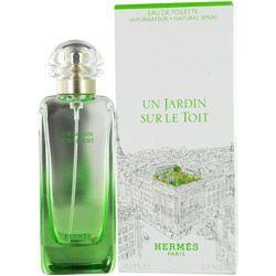 Un Jardin Sur Le Toit Perfume By Hermes Edt Spray 34 Oz