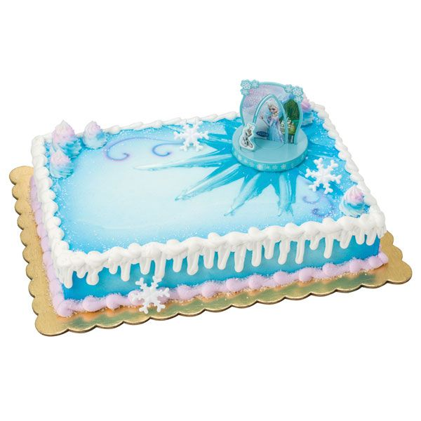 Disney Frozen publix cake The Boss Pinterest Publix cakes