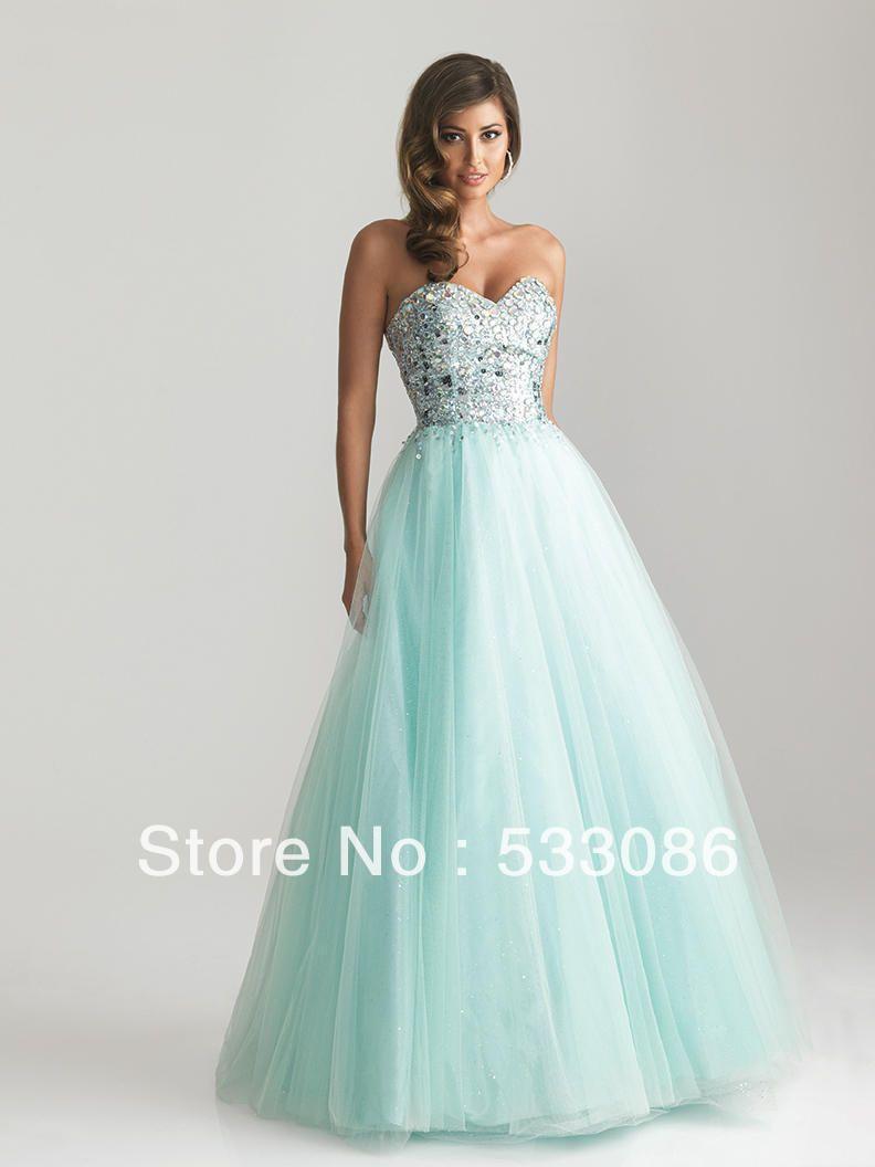 Vestidos de baile | Vestidos :D | Pinterest | Sweet 16 dresses, Prom ...