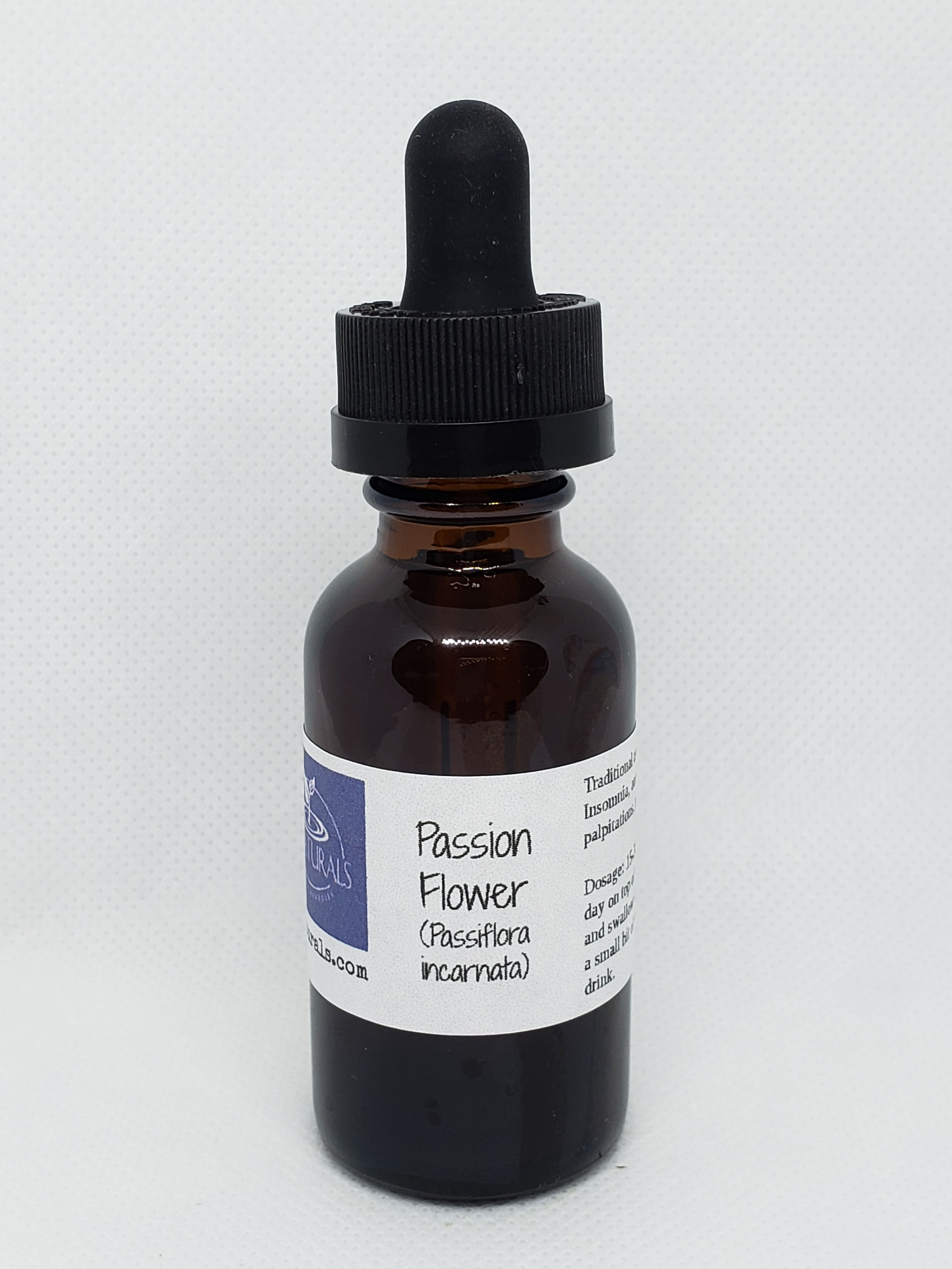 Passion Flower Tincture 1 Fl Oz Palpitations And Muscle Cramps Muscle Cramp Palpitations Passion Flower