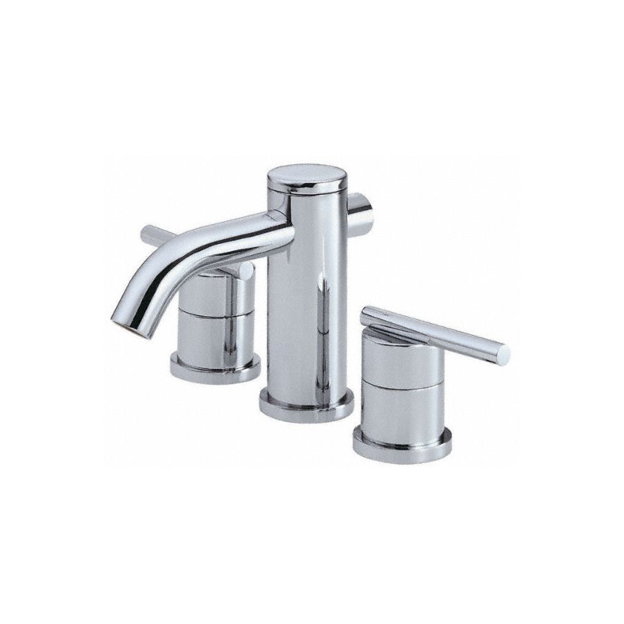 Danze Parma Chrome 2-Handle Widespread Watersense Bathroom Faucet ...