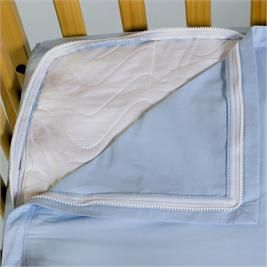 Quick Zip Sheets From Crib Size Up To Queen Size Never