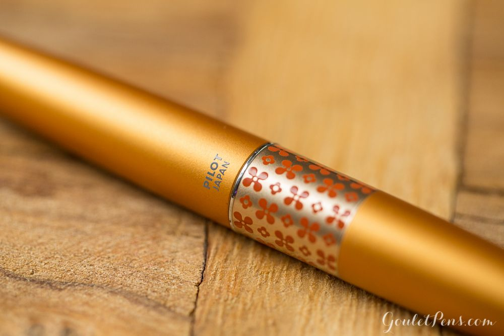 Pilot Metropolitan Fountain Pen - Retro Pop Orange - Fine #retropop