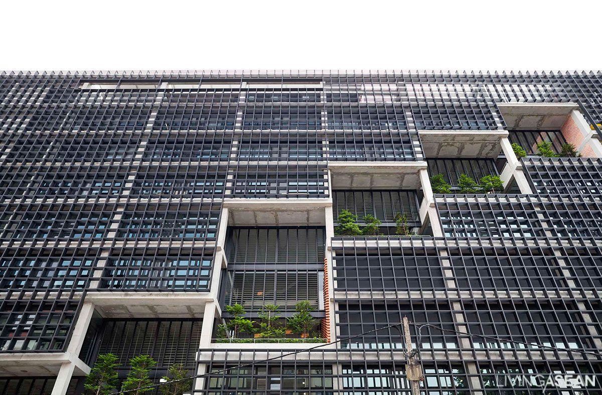 The New Architecture Icon In Malaysia The New Pam Centre Architecture Icons Architecture Natural Ventilation