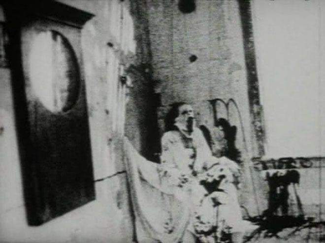 "From a movie called ""Begotten"". Not on my watchlist. Very disturbing."