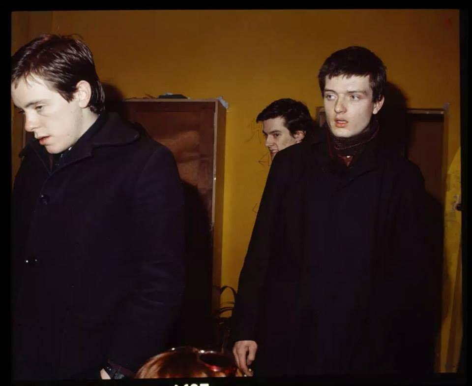 January 1980 Germany - (C) Mark Reeder