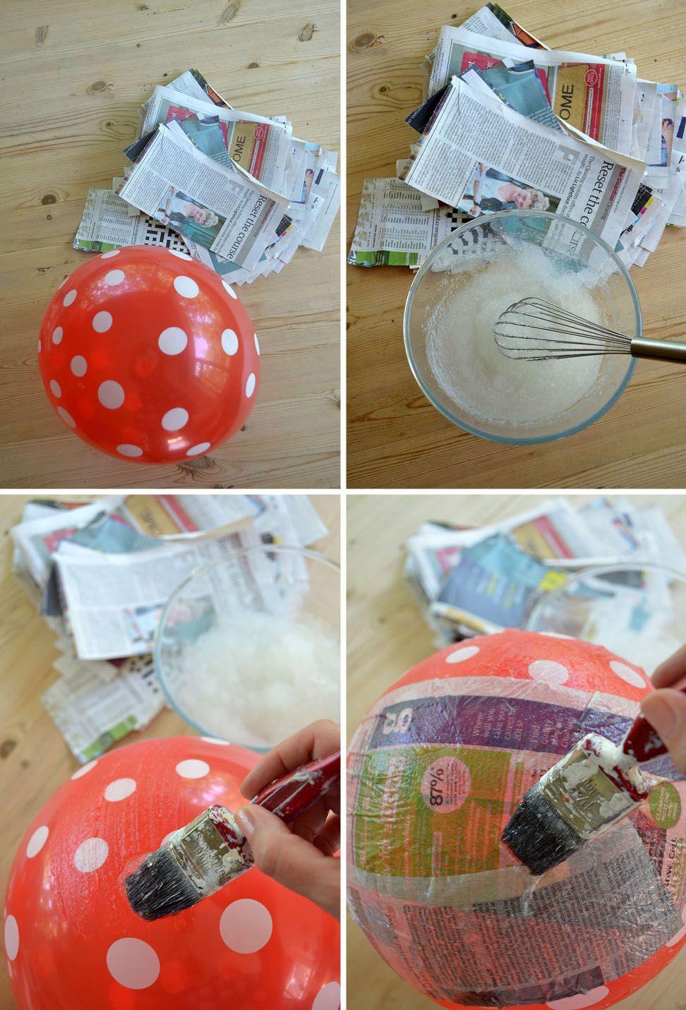 Paper Mache Japanese Style Diy Lamp Shade Ao Life Lifestyle Diy Lamp Shade Diy Lamp Painting Lamp Shades