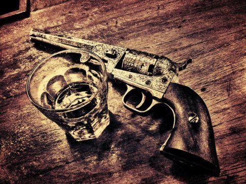 #shot #shotglass #gun