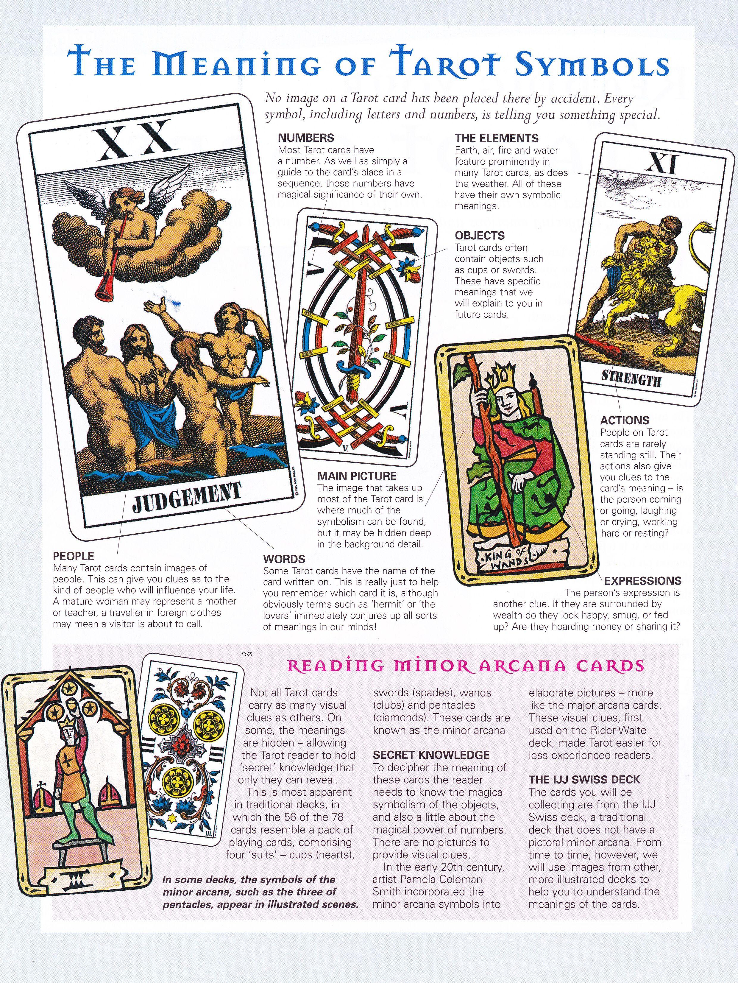 Tarot, Tarot Spreads And Pentacle