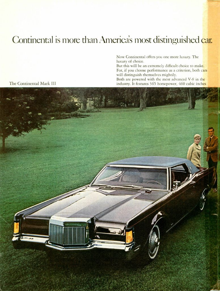 1969 lincoln continental mark iii 2 flickr photo sharing http