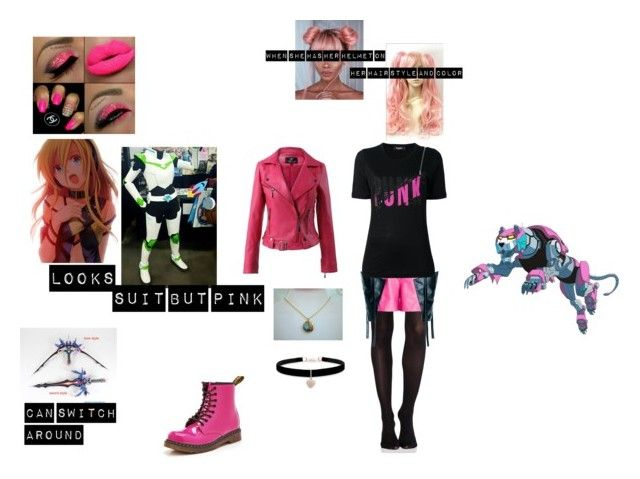 iris the pink paladin\