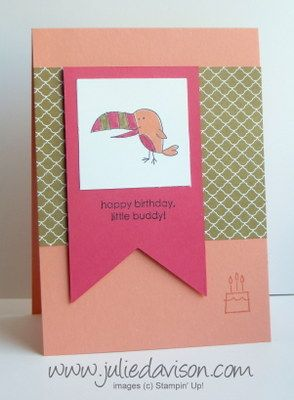 Stampin up little buddy birthday card makeover after stampinup stampin up little buddy birthday card makeover after stampinup juliedavison bookmarktalkfo Gallery