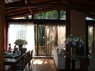 Cortinas Casa de Campo by STUDIO NOBLE SAVAGE