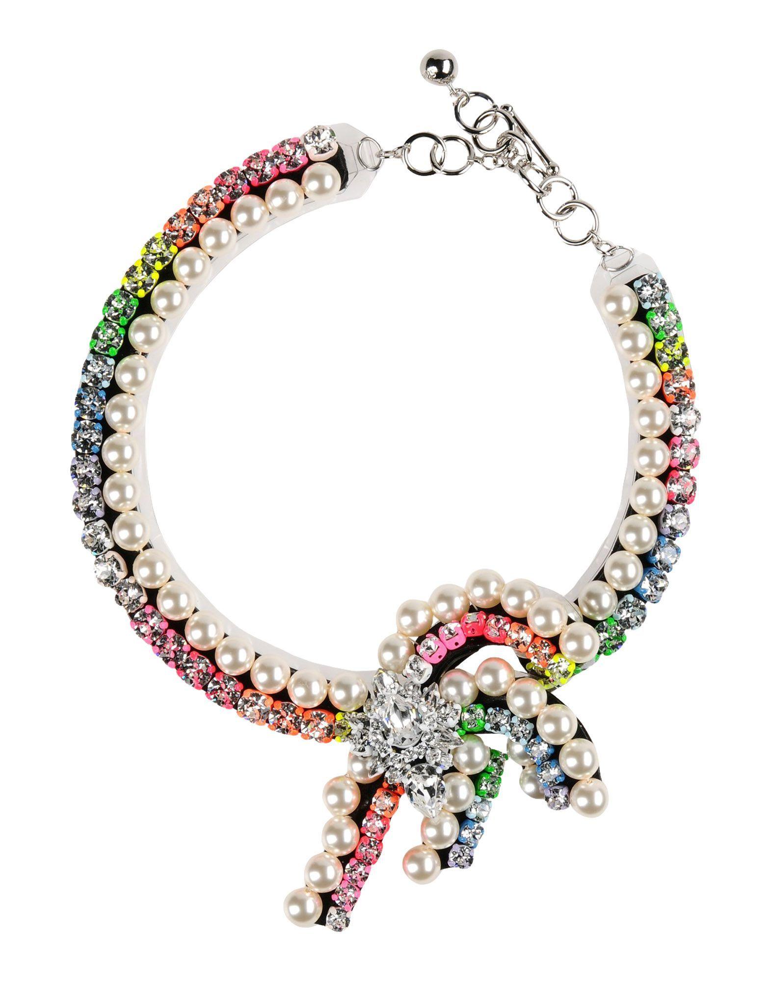 Noir Jewelry JEWELRY - Necklaces su YOOX.COM LSAq7N3bt