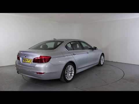 BMW 5 SERIES 520D LUXURY - Air Conditioning - Alloy Wheels