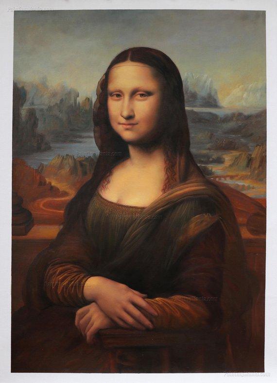Mona Lisa La Gioconda
