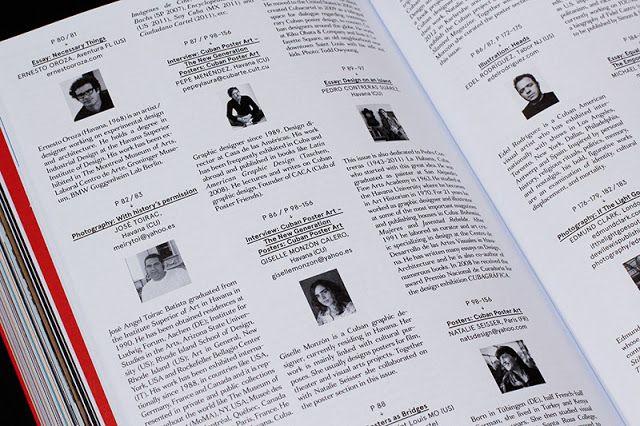 Magazine Design Inspiration - MagSpreads: Slanted Magazine #21: CUBA – The New Generation