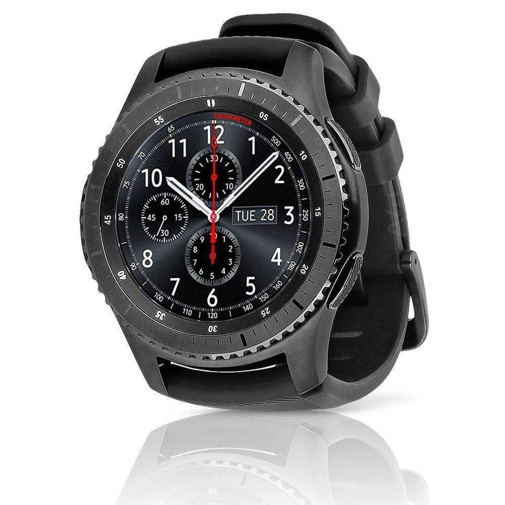 Samsung Gear S3 Frontier Or Classic Verizon 4g Lte Smartwatch 166 49 Refurb Https T Co Wxidw61dti Smart Watch Samsung Gear S3 Frontier Gear S3 Frontier