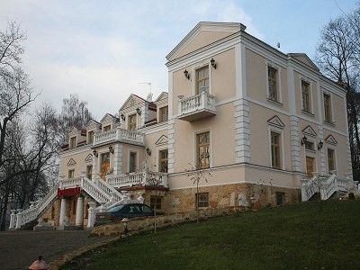 Polish Castle for sale. It used to belong to the noble