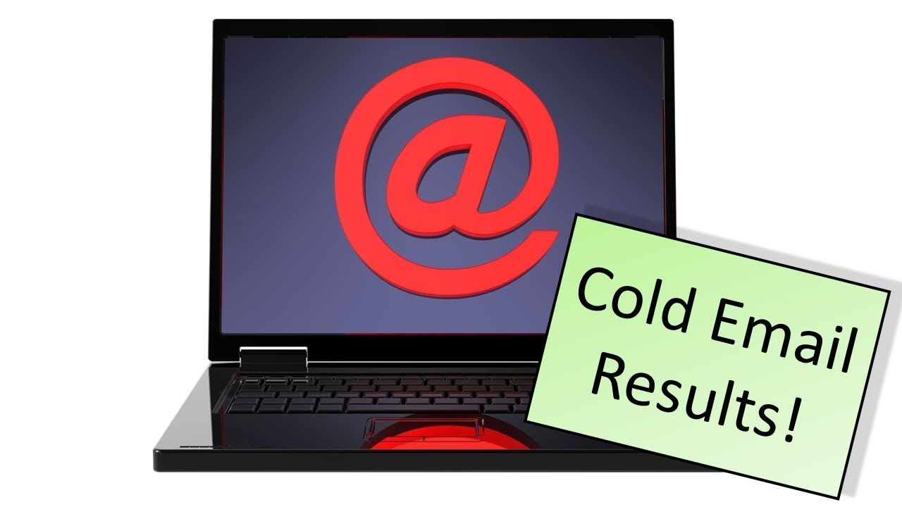 Cold Email Template For Job Cold Email Pinterest Cold Email